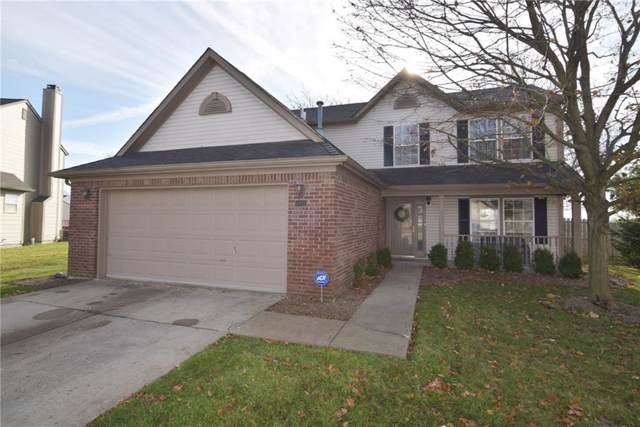5031 Coppermill Circle, Indianapolis, IN 46254 (MLS #21684865) :: David Brenton's Team