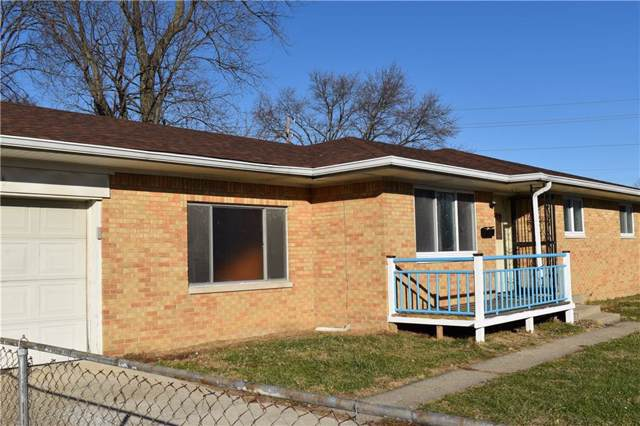1226 Bacon Street, Indianapolis, IN 46227 (MLS #21684867) :: Richwine Elite Group