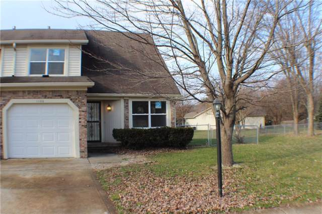 1166 Charles Lee Court, Greenwood, IN 46143 (MLS #21684872) :: The Indy Property Source