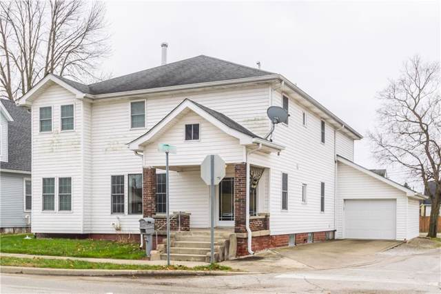 399 W Morgan Street, Martinsville, IN 46151 (MLS #21684874) :: David Brenton's Team