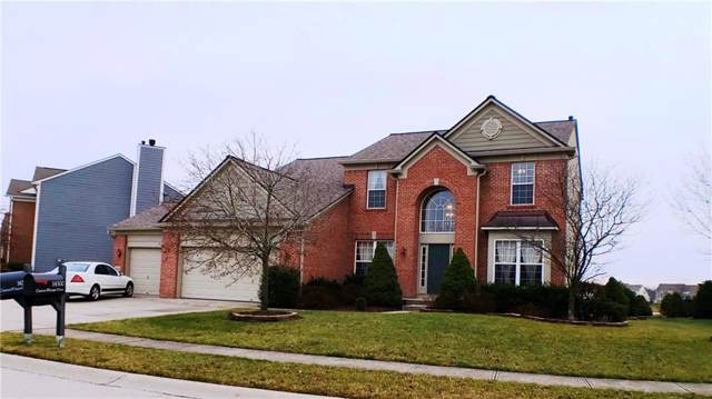 14295 Chariots Whisper Dr Drive, Westfield, IN 46074 (MLS #21684886) :: Mike Price Realty Team - RE/MAX Centerstone