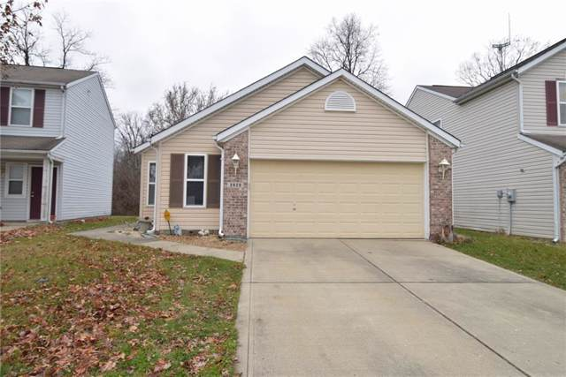 2828 W 75th Street, Indianapolis, IN 46268 (MLS #21684908) :: David Brenton's Team