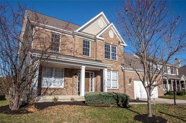 12166 Ashland, Fishers, IN 46037 (MLS #21684913) :: The Indy Property Source