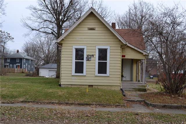 1049 Harlan Street, Indianapolis, IN 46203 (MLS #21684926) :: The Star Team | RE/MAX Realty Group
