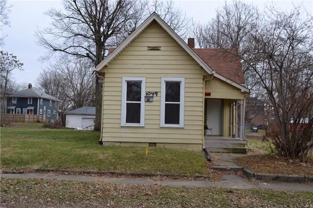 1049 Harlan Street, Indianapolis, IN 46203 (MLS #21684926) :: Richwine Elite Group