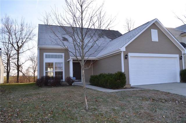 5103 Greenside Drive, Indianapolis, IN 46235 (MLS #21684962) :: The Evelo Team