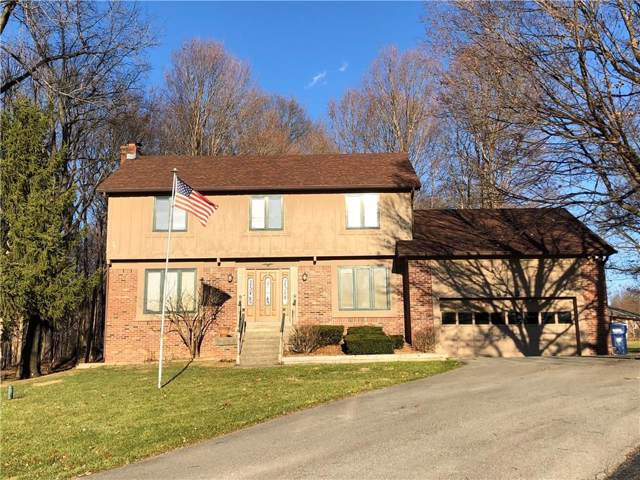 9742 Green Leaves Court, Noblesville, IN 46060 (MLS #21684965) :: The Indy Property Source