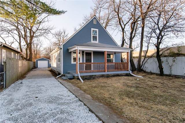 4932 Brouse Avenue, Indianapolis, IN 46205 (MLS #21684968) :: Richwine Elite Group