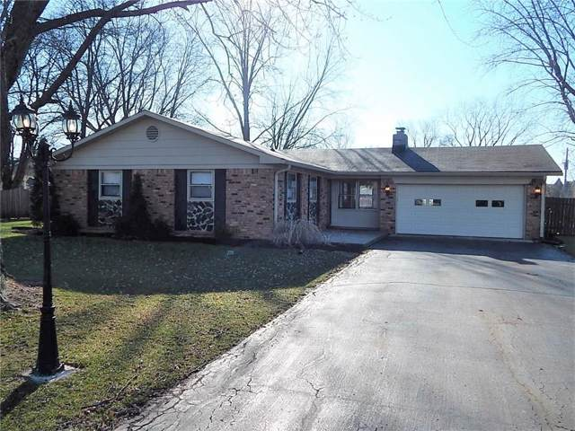 8015 E County Road 700 N, Brownsburg, IN 46112 (MLS #21684980) :: Mike Price Realty Team - RE/MAX Centerstone