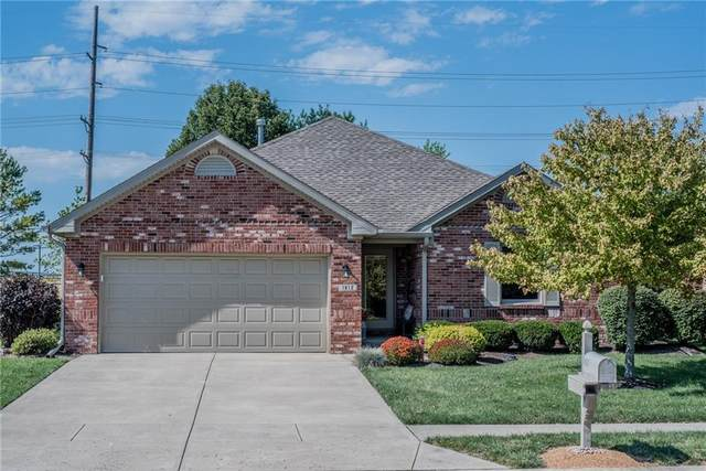 1812 Berrywood Drive, Brownsburg, IN 46112 (MLS #21685041) :: Mike Price Realty Team - RE/MAX Centerstone