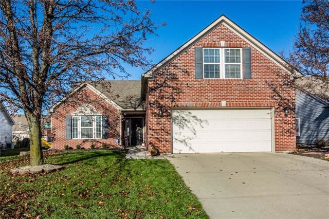 4070 Hennessey Drive, Plainfield, IN 46168 (MLS #21685049) :: Richwine Elite Group