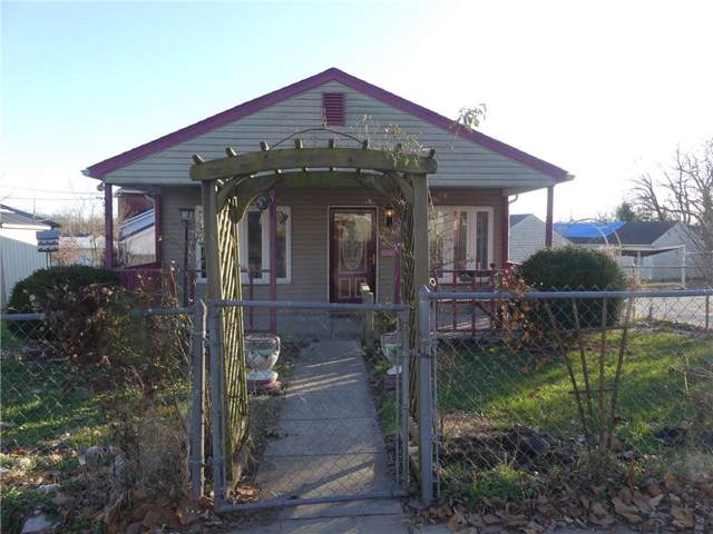 510 E Ohio Street, Greencastle, IN 46135 (MLS #21685052) :: The Indy Property Source