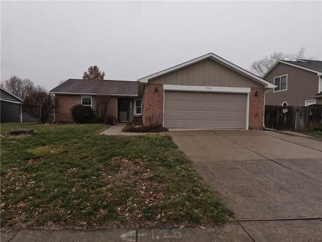 7754 Camberwood Drive, Indianapolis, IN 46268 (MLS #21685076) :: David Brenton's Team