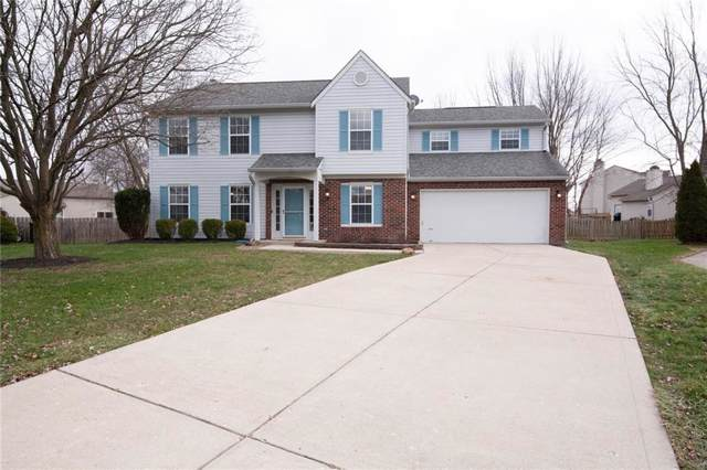 6101 Kenzie Court, Indianapolis, IN 46236 (MLS #21685097) :: The Evelo Team