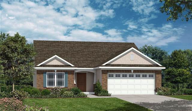 11091 N Longbranch Street, Monrovia, IN 46157 (MLS #21685105) :: The Indy Property Source