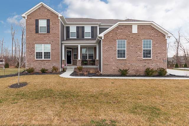 3637 Evergreen Way, Zionsville, IN 46077 (MLS #21685111) :: Richwine Elite Group