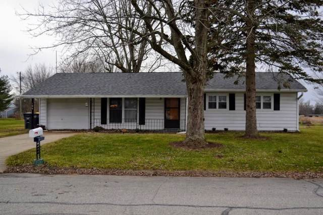 106 Rosewood Drive, Tipton, IN 46072 (MLS #21685114) :: Heard Real Estate Team | eXp Realty, LLC