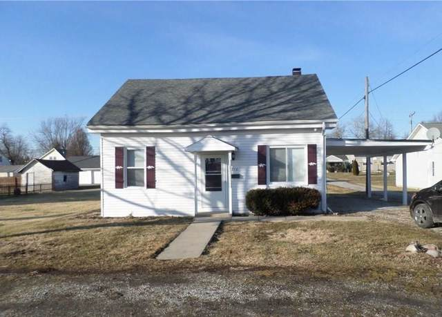 716 W Adams Street, Alexandria, IN 46001 (MLS #21685150) :: Heard Real Estate Team | eXp Realty, LLC