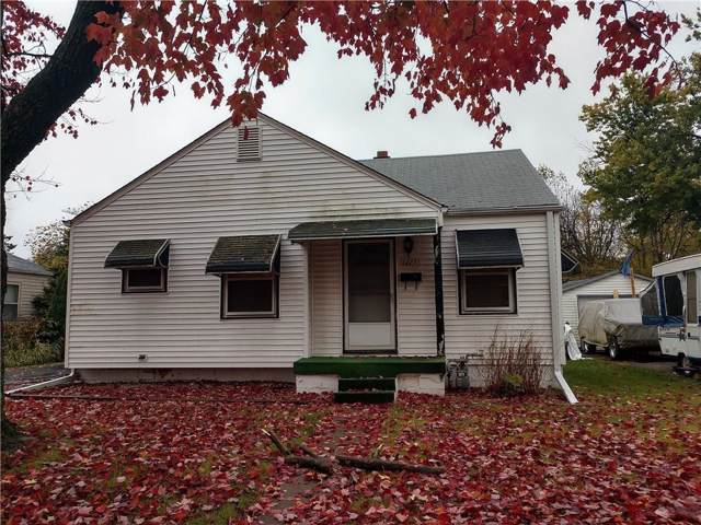1423 N Sheridan Avenue, Indianapolis, IN 46219 (MLS #21685157) :: The Indy Property Source