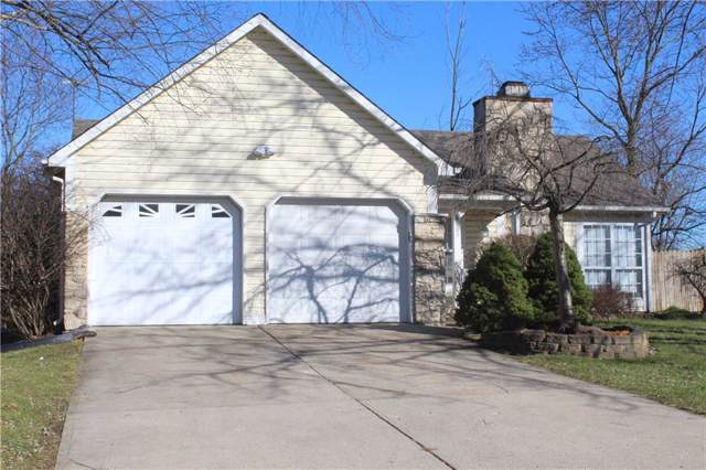 8805 Knotty Pine Court, Indianapolis, IN 46227 (MLS #21685186) :: The Indy Property Source