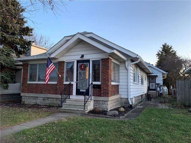 905 E Yoke Street, Indianapolis, IN 46203 (MLS #21685192) :: Heard Real Estate Team | eXp Realty, LLC