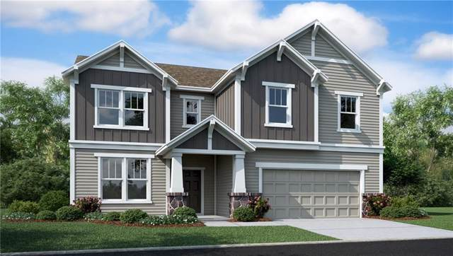 8255 Peggy Court, Zionsville, IN 46077 (MLS #21685203) :: The Evelo Team