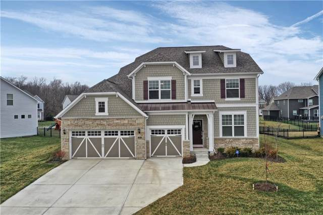 16273 Red Clover Lane, Noblesville, IN 46062 (MLS #21685212) :: The Indy Property Source