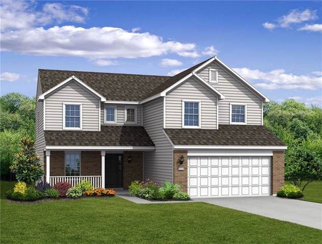 8207 Cagles Mill Trace, Avon, IN 46123 (MLS #21685221) :: The Indy Property Source