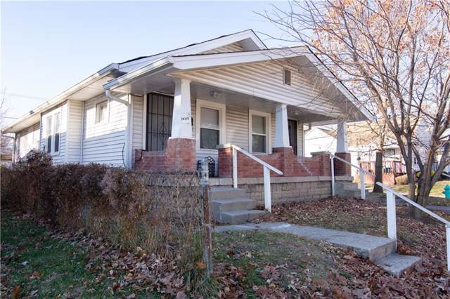 1430 N Colorado Avenue, Indianapolis, IN 46201 (MLS #21685231) :: Heard Real Estate Team | eXp Realty, LLC