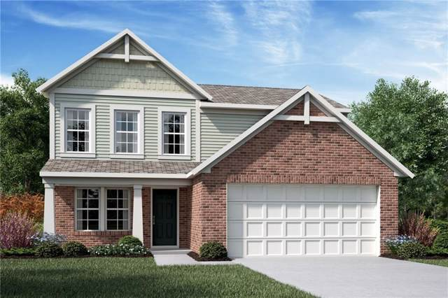 4337 Blue Note Drive, Indianapolis, IN 46239 (MLS #21685235) :: Richwine Elite Group