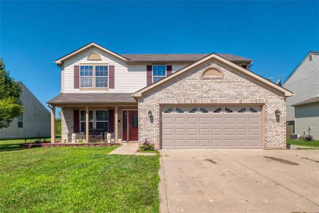950 Weeping Way Lane, Avon, IN 46123 (MLS #21685255) :: Mike Price Realty Team - RE/MAX Centerstone