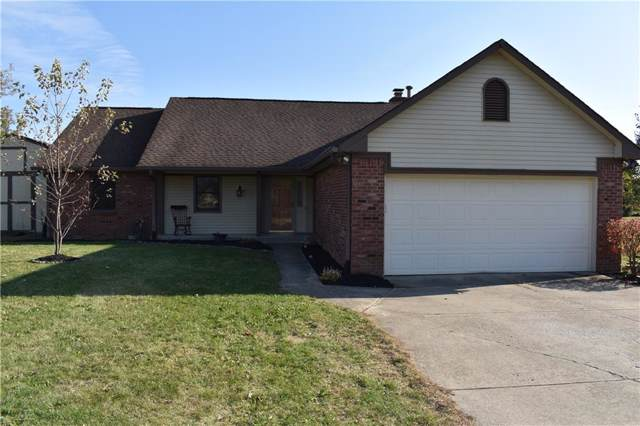 2113 E Bomar Boulevard, Greenfield, IN 46140 (MLS #21685279) :: Your Journey Team