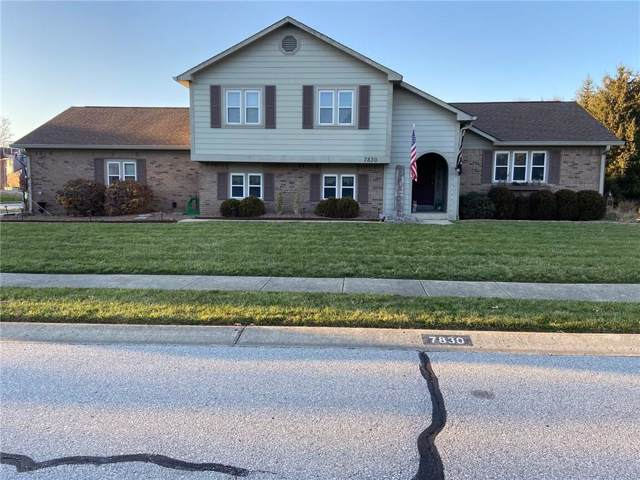 7830 Austin Court, Plainfield, IN 46168 (MLS #21685280) :: The Indy Property Source