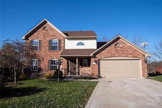 126 Valley Circle, Brownsburg, IN 46112 (MLS #21685287) :: Mike Price Realty Team - RE/MAX Centerstone