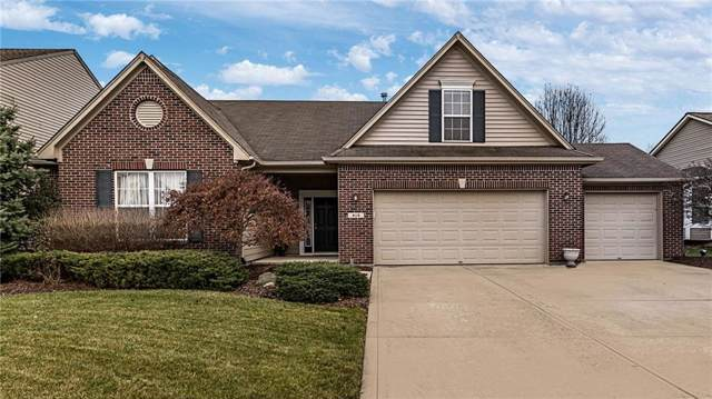 415 Marengo Trail Trail, Westfield, IN 46074 (MLS #21685291) :: Richwine Elite Group