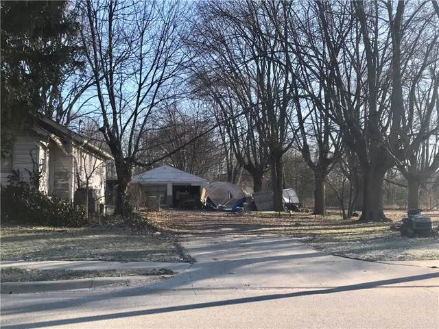 5829 S Emerson Avenue, Indianapolis, IN 46237 (MLS #21685295) :: Richwine Elite Group