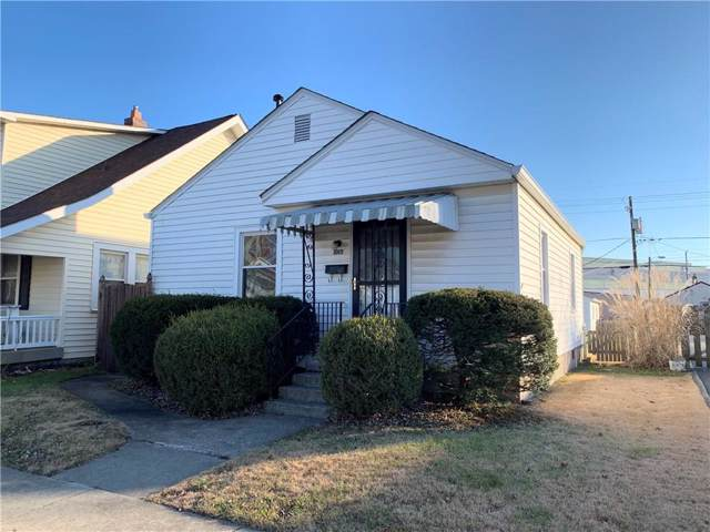 1015 Albany Street, Indianapolis, IN 46203 (MLS #21685297) :: The Indy Property Source