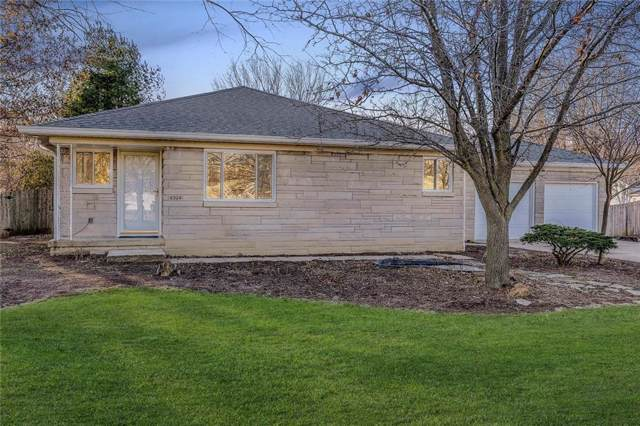 6324 Homestead Drive, Indianapolis, IN 46227 (MLS #21685305) :: The Indy Property Source