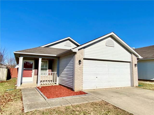 5130 Sandy Forge Drive, Indianapolis, IN 46221 (MLS #21685312) :: The Indy Property Source
