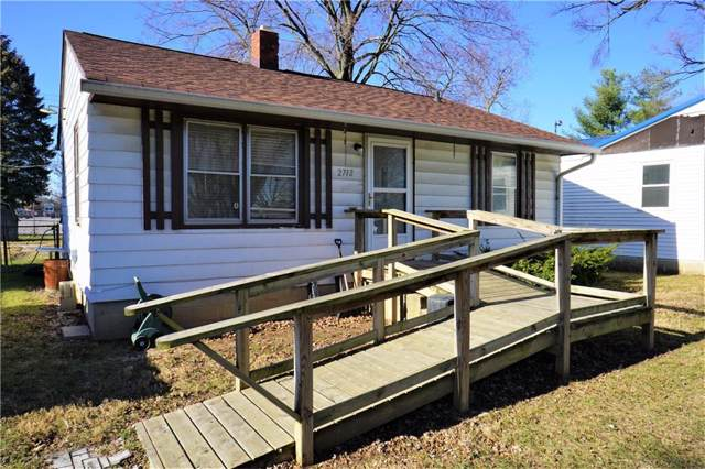 2712 S Berwick Avenue, Indianapolis, IN 46241 (MLS #21685315) :: The Indy Property Source