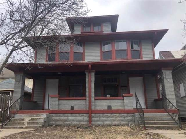 3710-3712 E Market Street, Indianapolis, IN 46201 (MLS #21685319) :: The Indy Property Source