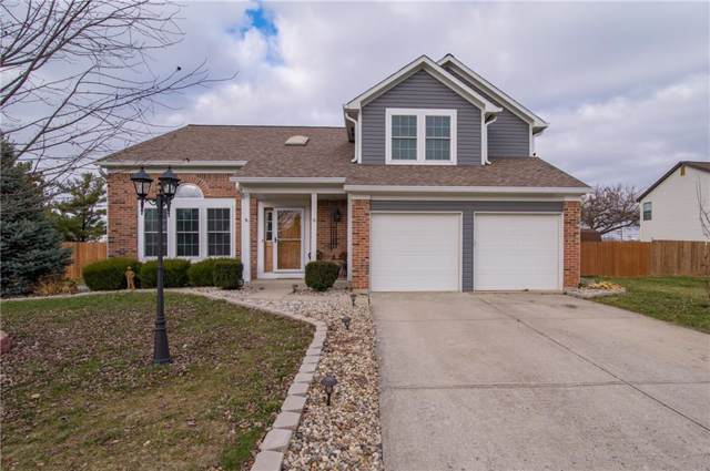 8872 Falkirk Court, Indianapolis, IN 46256 (MLS #21685336) :: The Indy Property Source