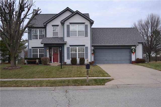 12610 Tealwood Drive, Indianapolis, IN 46236 (MLS #21685338) :: The Evelo Team