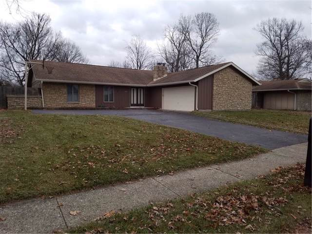 1319 N Eaton Avenue, Indianapolis, IN 46219 (MLS #21685380) :: The Star Team | RE/MAX Realty Group