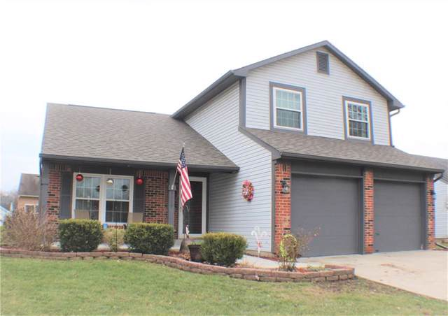 9209 Ratcliff Court, Indianapolis, IN 46234 (MLS #21685394) :: Mike Price Realty Team - RE/MAX Centerstone