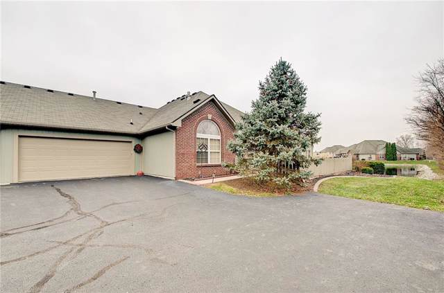 2726 Reflection Way, Greenwood, IN 46143 (MLS #21685397) :: The Evelo Team