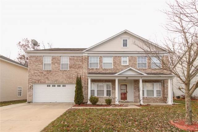 408 Legacy Boulevard, Greenwood, IN 46143 (MLS #21685401) :: Mike Price Realty Team - RE/MAX Centerstone