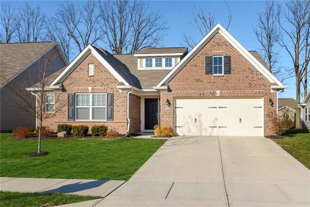 14062 Short Stone Place, Mccordsville, IN 46055 (MLS #21685406) :: The Evelo Team