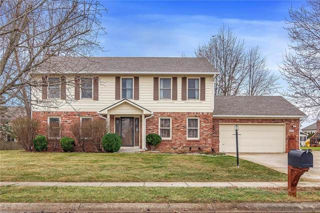 8318 Admirals Landing Place, Indianapolis, IN 46236 (MLS #21685418) :: The Evelo Team