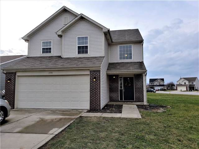 1378 Bluestem Drive, Greenwood, IN 46143 (MLS #21685433) :: Mike Price Realty Team - RE/MAX Centerstone